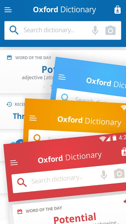 Oxford American Dict. & Thes.