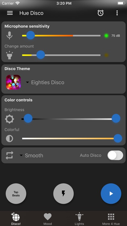 Hue Disco screenshot-8