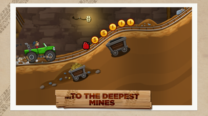 Screenshot for Hill Climb Racing 2 in United States App Store