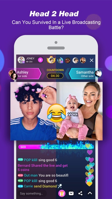 LiveMe – Live Video Chat for Windows