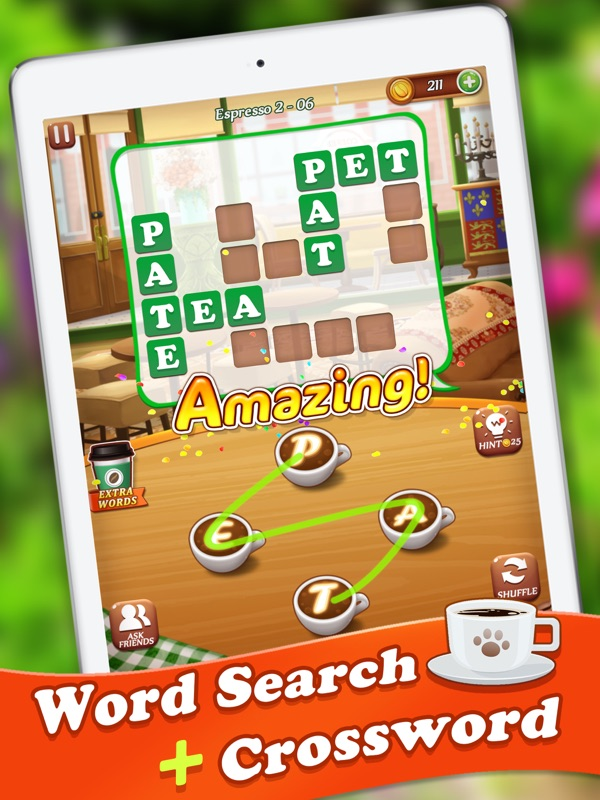 Word Coffee √ - Online Game Hack and Cheat | Gehack com
