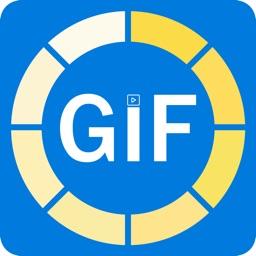 GIF Keyboard Maker-image&photo to Gifs|Gif editor