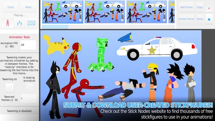 Stick Nodes - Animator screenshot-3