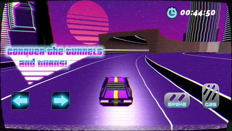 Retro Music Racing