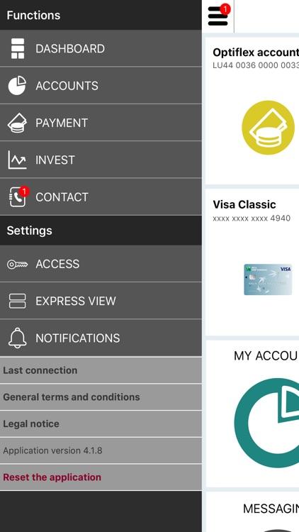 Web Banking screenshot-3