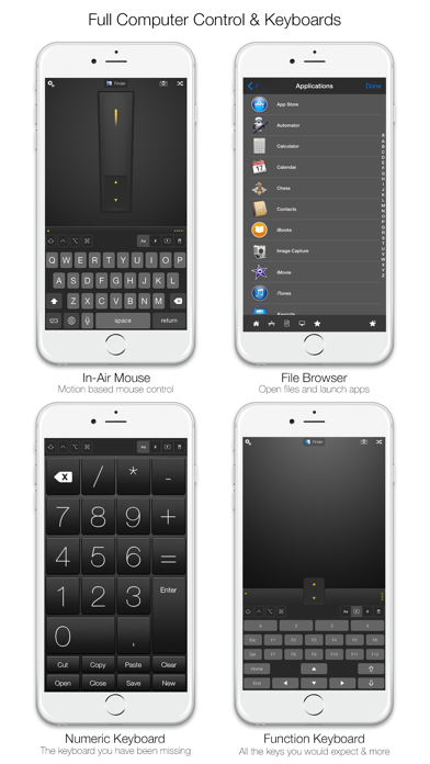 Mobile Mouse Remote Screenshot 3