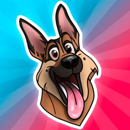 GSDmoji German Shepherd