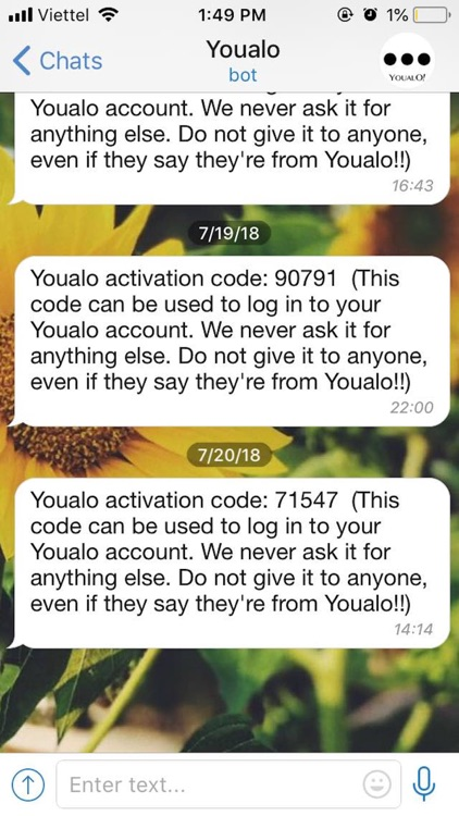 Youalo Messenger screenshot-5