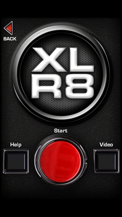 XLR8 screenshot-2