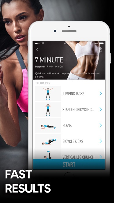 Download Abs Workout | Home Fitness App for Pc