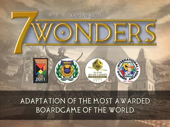 7 Wonders screenshot 6