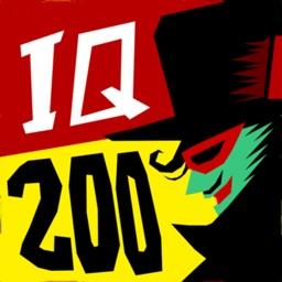 IQ200からの挑戦状 - ナゾトレ ゲーム 決定版