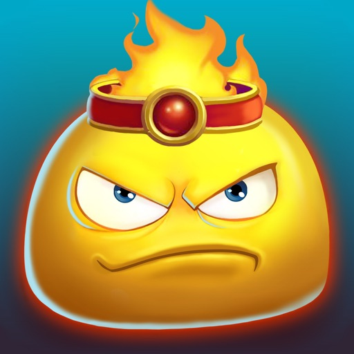 Angry Slime iOS App