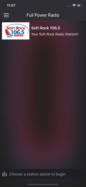 Soft Rock 106 5 WBMW on the App Store