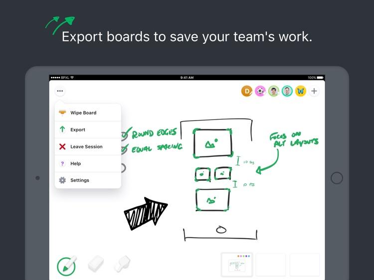 Pixelboard - Sketch Together screenshot-4