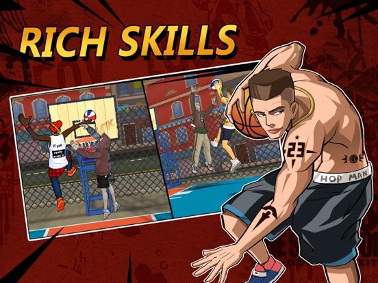 Street Dunk 3x3 Basketball Screenshots