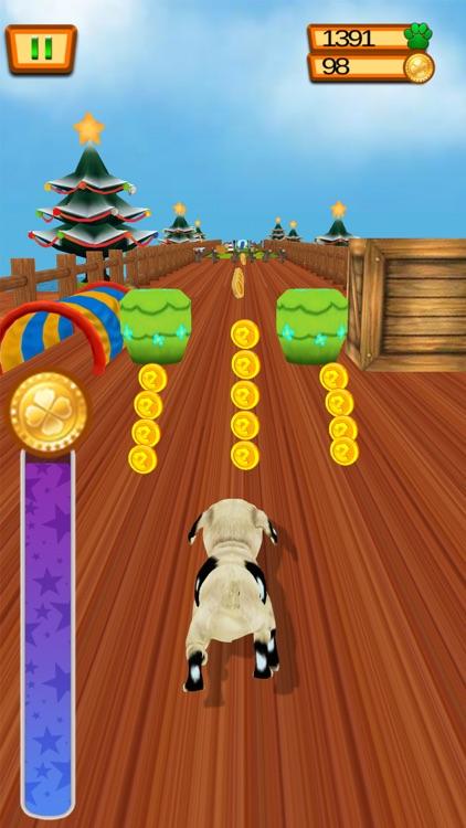 Subway Pet Run screenshot-4