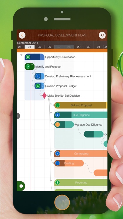 QuickPlan @ Project Management screenshot-0