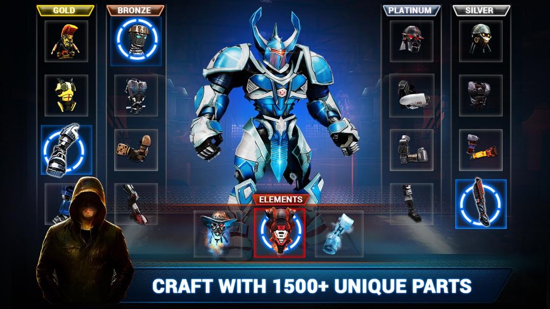 Real Steel Online Game.Com