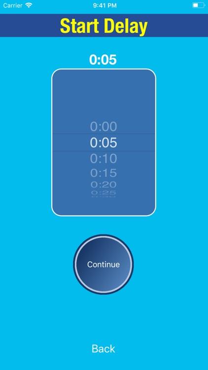 Run Walk Intervals screenshot-3