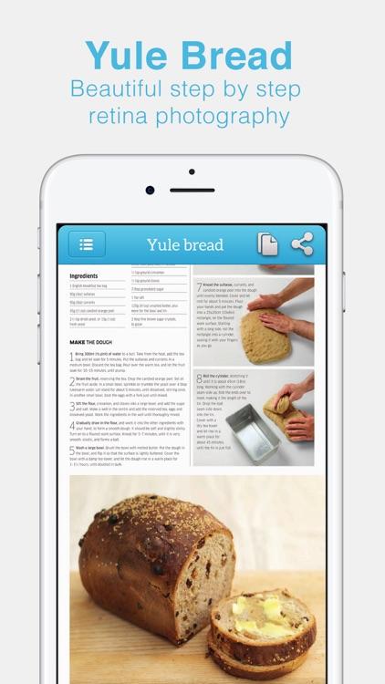 Cooking - Step by Step Cookbook screenshot-3