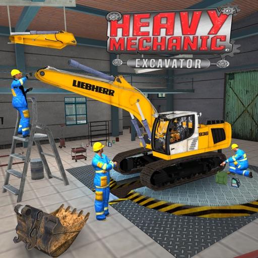 Heavy Excavator Mechanic