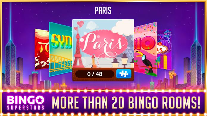 BINGO Superstars™ – Bingo Live Screenshot