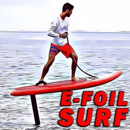 Flying eFOIL Water Surfboards