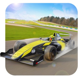 Racing in Formula Car