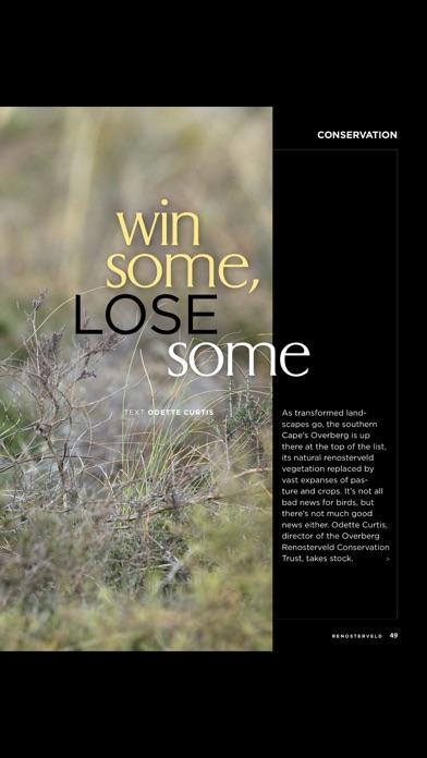 African Birdlife (Magazine) screenshot 5