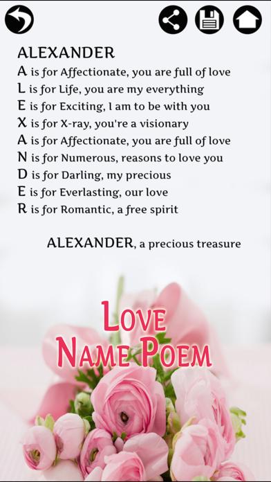 Name Poem Maker Name Meaning By Touchzing Media Pvt Ltd