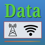 DataCare - WiFi/3G/4G data usage monitor icon