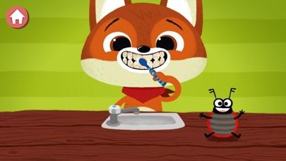 ウッディーフーの歯磨き紹介画像5
