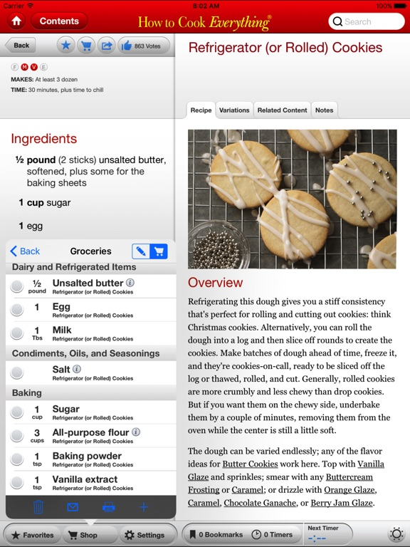 Screenshot #5 for How to Cook Everything