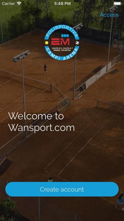 Polisportiva 2M by Wansport com