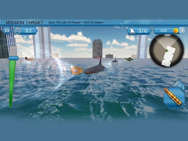 Attack Shark Hunter Ocean City