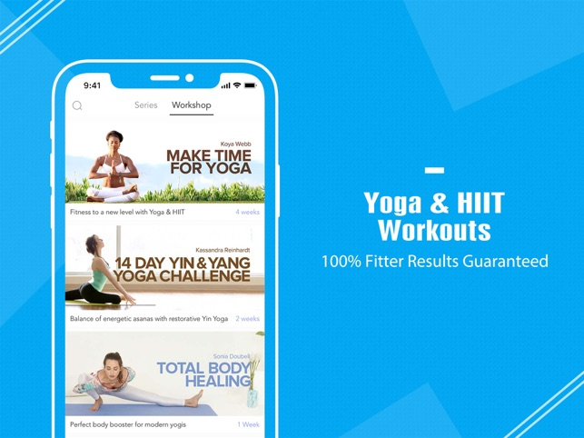 Daily Yoga - Yoga Fitness Plan Screenshot