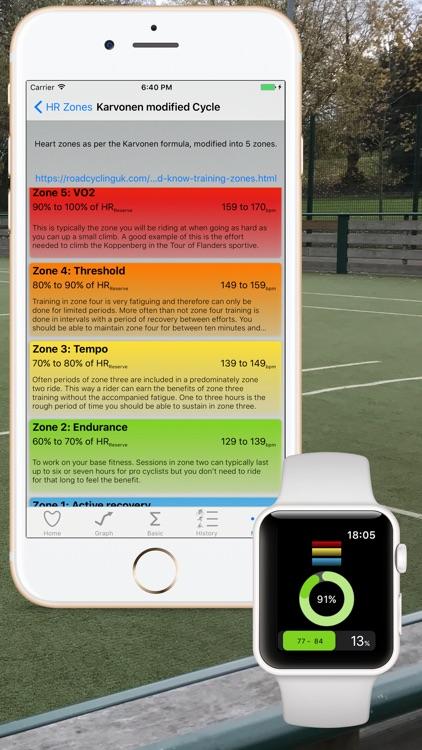 Cardio Workout and Analytics screenshot-5