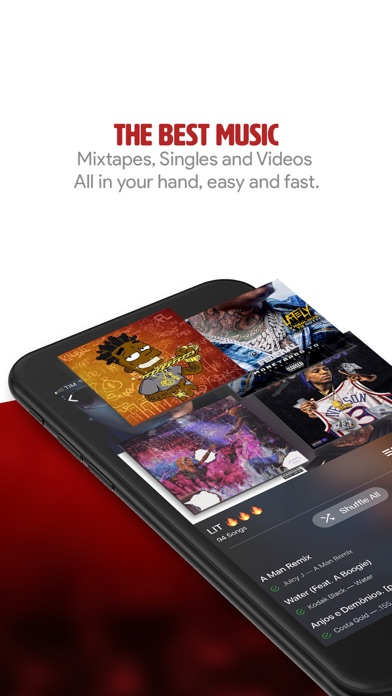 My Mixtapez Music App Reviews - User Reviews of My Mixtapez