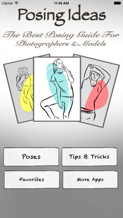 Posing Pro - Guide for Photographers & Models screenshot-0