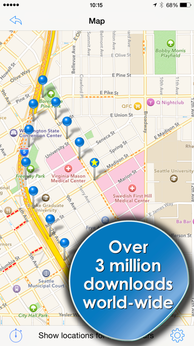 Phone Tracker for iPhones Screenshot