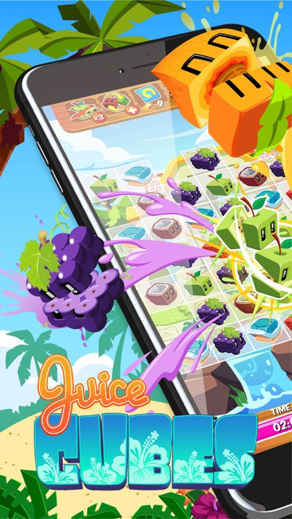 Juice Cubes screenshot-0