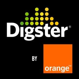 DIGSTER MUSIC ORANGE TUNISIE