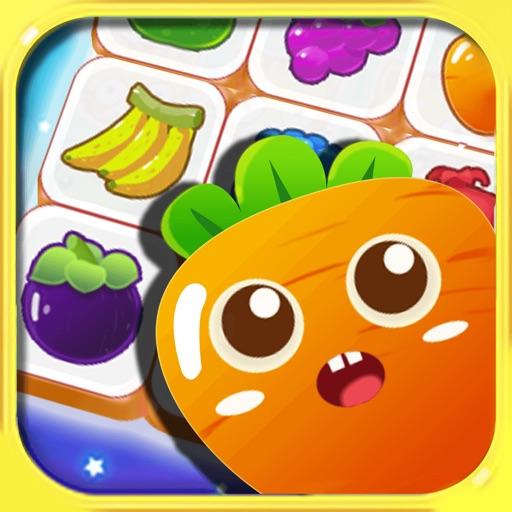 水果连连看—单机版经典版连连看小游戏