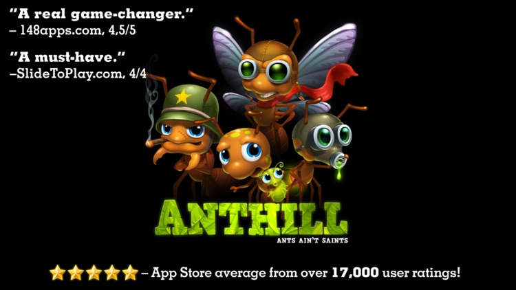 Anthill screenshot-0