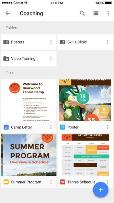 download Google Drive – almacenamiento apps 4