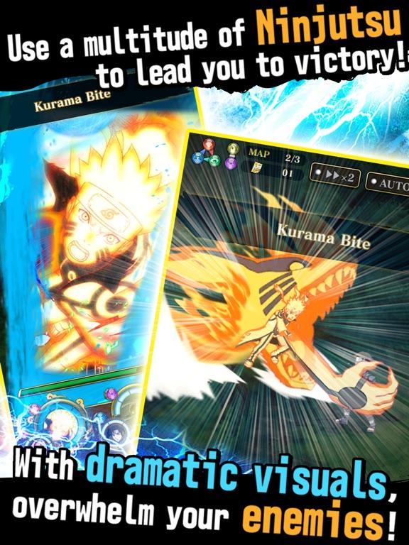 Скачать игру Ultimate Ninja Blazing