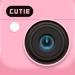 100.Cutie - 贴纸滤镜相机拼图激萌咔叽