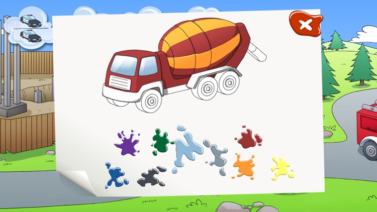 Amazing Cars - book for kids screenshot-4
