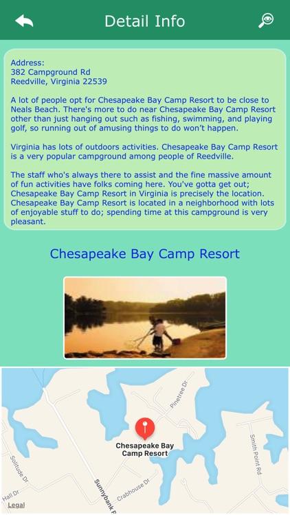 Virginia Camping